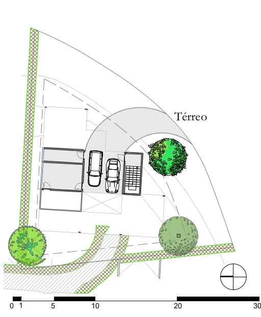 planta térreo
